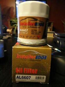 6 INSTALLER EDGE AL6607 VO-106 OIL FILTER M4612 PZ37 VO106 OF4622 PF1222 POF4612