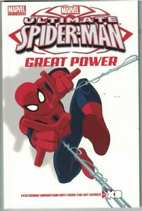 ULTIMATE SPIDER-MAN GREAT POWER Digest $9.99srp All ages NEW NM