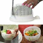 Salad Maker Tool Cutter Bowl Easy Washer Chopper Slicer in 60 Seconds