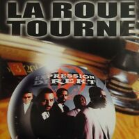 PRESSION REKT : LA ROUE TOURNE - [ CD SINGLE ]