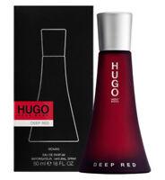 DEEP RED de HUGO BOSS - Colonia / Perfume EDP 50 mL - Mujer / Woman / Her