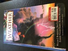 A Guide to Weather by William J. Burroughs, Bob Crowder   HARDCOVER Book