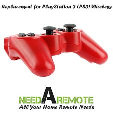 Red Wireless Bluetooth Game Controller Pad For Sony PS3 Playstation 3 P3