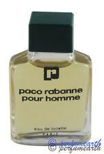 Paco Rabanne By Paco Rabanne Unbox 0.17oz/5ml Edt Splash Mini For Men New
