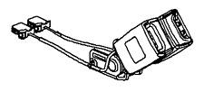 VAUXHALL SEAT BELT BUCKLE - GENUINE NEW - 13332236