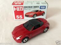 TOMICA #55 NISSAN FAIRLADY Z ROADSTER 1:57 Diecast car 2009 Red Datsun Z-car