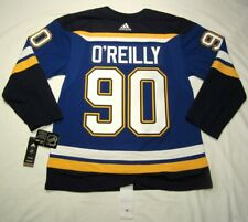 Ryan O'REILLY size 52 Large - St. Louis Blues ADIDAS Authentic jersey PRO CUSTOM