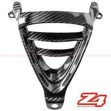 2009-2012 Daytona 675 R Upper Center Nose Air Intake Vent Ram Cowl Carbon Fiber