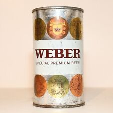 New listing Weber Special Premium Beer Flat Top - Division Heileman's