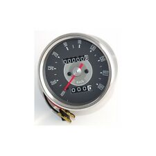 Classic Motorcycle Triumph (KMH) - Speedometer
