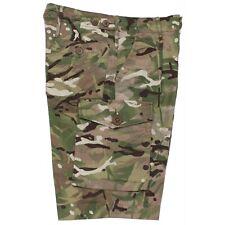 "British MTP Camouflage Bermuda Shorts, Unissued Size 40"" Waist"