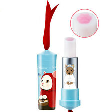 【MISS HANA X CHOO CHOO CAT 】MOISTURIZING LIP BALM 3.5g NEW