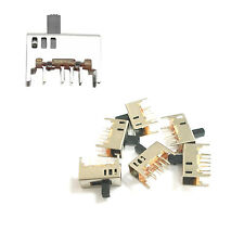5 pc 8 Pin PCB 3 Position SPDT Vertical Slide Switch ON-OFF SS23D03 G6