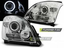Faro Fanale Tuning TOYOTA LAND CRUISER 120 03-09 ANGEL EYES Cromato