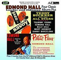 Edmond Hall - Four Classic Albums Plus (Petite Fleur / Rumpus On [CD]