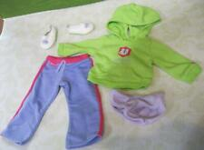 Butterfly Tennis Shoes Hoodie Inner Star U OutfIt American Girl Doll Clothes set