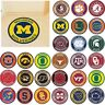 "NCAA College Teams - 27"" Roundel Area Rug Floor Mat"