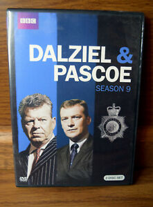 Dalziel  Pascoe: Season 9 DVD, 2014, 2-Disc Set