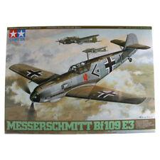 Tamiya Messerschmitt Bf109 E3 Aircraft Model Set (Scale 1:48) 61050 NEW