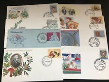 Australia 1979 - 1986 Postal Stationery First Day Cancels 41 - Some Duplicates