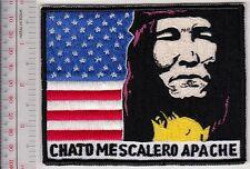 American Indian Mescalero Apache Tribe Symbol Chato Mescalero Apache Old Glory