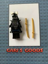 Lego Ninjago Lord Garmadon Minifigure NEW GENUINE FIGURE