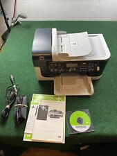 HP OfficeJet J6480 All-In-One Inkjet Printer Tested Works Fast Shipping