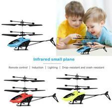 Infrared Induction Helicopter Toys Mini Aircraft Remote Control Funny Airplanes