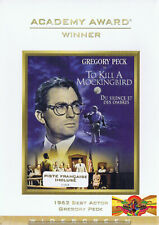 Drama - To Kill A Mockingbird 1962 (DVD, 2006) (Bilingual) B/W Gregory Peck NEW