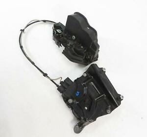 10-17 BMW 535iGT 550iGT LEFT FRONT DRIVER DOOR SOFT CLOSE LOCK LATCH ACTUATOR