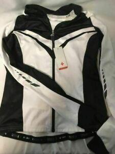 Specialized Women's RBX Comp Ls Jersey White Black Size Medium