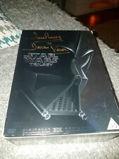Star Wars Trilogy Signed Autographed by Dave Prowse Darth Vader DVD R2 Boxset