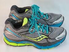 Saucony PowerGrid Triumph 9 Running Shoes Women's Size 7.5 Excellent Plus