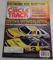 Circle Track Magazine Daytona Speedweeks & Milling Heads June 1986 040317nonr