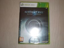 RESIDENT EVIL REVELATIONS sur XBOX 360 NEUF sous Blister Officiel ! VERSION FR !