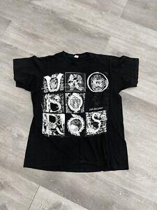 Dir En Grey Band Japanese 2008 The Rose Trims Again Tour T-Shirt Size M Rare