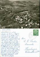Ansichtskarte Schönberg (Niederbayern) Luftbild 1959