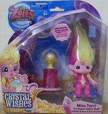 La serie The 6 ~ Miss Terri ~ Crystal deseos tema Pack ~ medio Adjustment figura