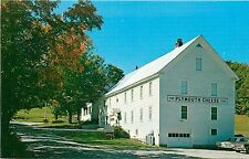 Coolidge Cheese Factory Country Store Plymouth Notch Vermont Postcard