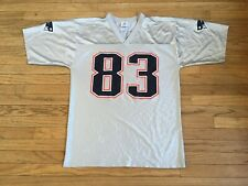 Wes Welker New England Patriots Jersey #83 NFL Football Pats Men's M