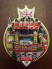 London 2012 Olympics Limited Edition Charles Fazzino 3D Pin