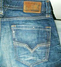 *HOT! AUTHENTIC Men's DIESEL @ LARKEE Art 8Y3 Classic STRAIGHT LEG Jeans 32 x 32