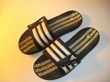 Adidas Men's Black Sport Slides Flip Flops Sandals - US 11
