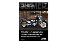 Clymer Repair Manual for 2006-2010 FXST-FLST for Harley Davidson by V-Twin