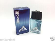 Moves by Adidas  Eau De Toilette Spray for Men 1.0 Ounce - 30 ml