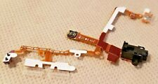 Apple Headphone Jack Buttons Flex Cable - IPHONE 3G 3GS A1241 A1324 A1303 A1325