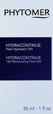 Phytomer Hydracontinue 12h Moisturizing Flash Gel 30ml(1oz) Fresh New