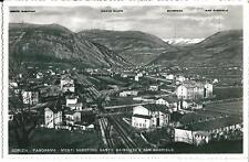 go 104 Anni 40 GORIZIA Panorama Monte Santo Bainsizza  Sabotino FP non viaggiata