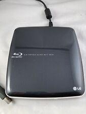 LG CP40NG10 Portable 6x Slim Blu-ray External Drive