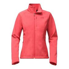 NEW The North Face Women's Apex Bionic 2 Cayenne Red Heather Jacket Size XL